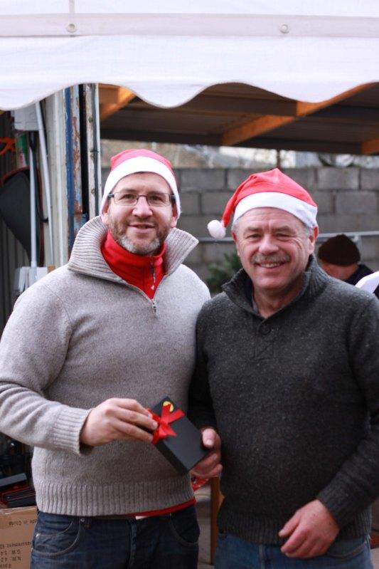 Solas Project, Christmas Fair 2014 & Volunteer Awards