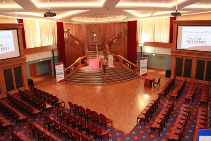 Open Conference IPH, Titanic Conference Centre, Belfast