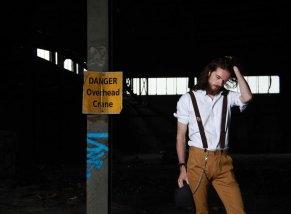 Model: Daniel K Heaf